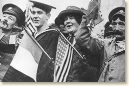 Armistice Day - November 11th, 1918