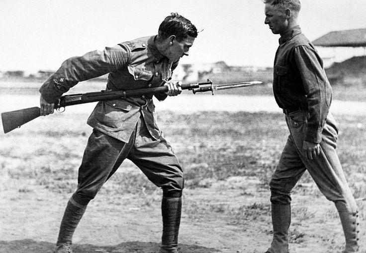 WW1 Bayonet