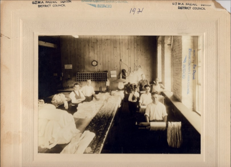 Men Textile Workers