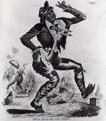Thomas D. Rice as Jim Crow
