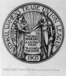 National women's trade union league emblem