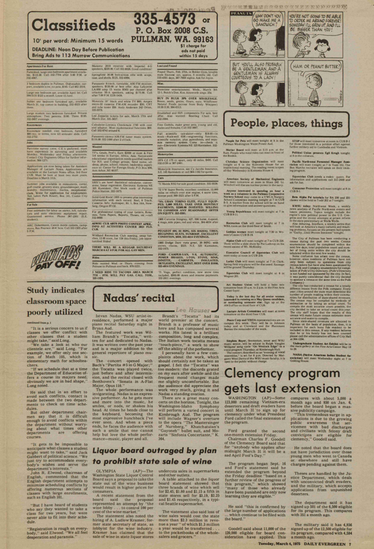 Evergreen, 1975-03-04 pg 7