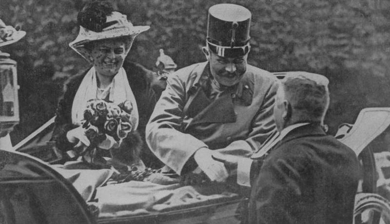 Assassination of Archduke Franz Ferdinand