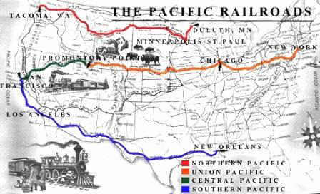 US Railroads