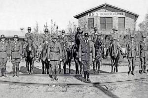 US Border Patrol, 1927