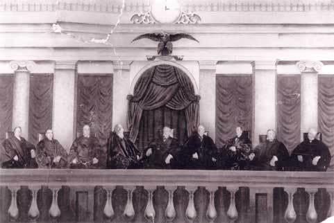 The 1896-97 Supreme Court