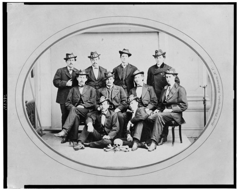 Early KKK 1870