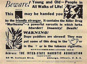 Drug Scare Tactics