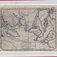A general map of the discoveries of Admiral de Fonte & others