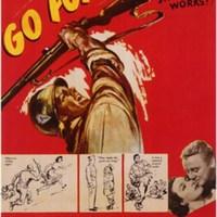 """Go For Broke!"" Movie Poster 1951"