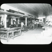Carpenter Shop at Chemawa