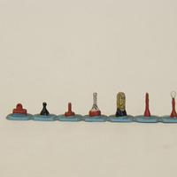 Buoys waterline model