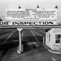 Hanford Site Security Checkpoint