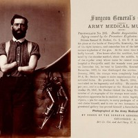 Surgical Photograph… prepared under the supervision of… War Department, Surgeon General's Office, Army Medical Museum. <br />