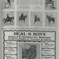 Heal and Sons Original Productions for Bedrooms