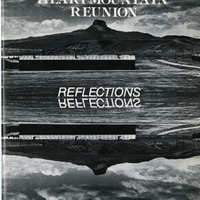 Reflections, program for the first Heart Mountain Relocation Center Reunion, 1982