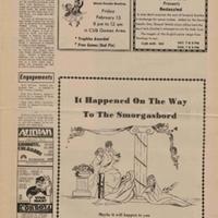 Evergreen, 1970-02-13 pg 5