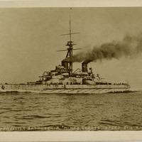 Battleship Minas Geraes postcard