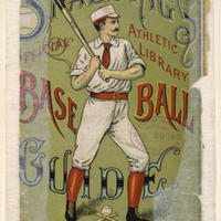 Spalding's Guide to Baseball (1895)
