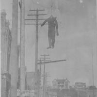 General Wyler's Effigy Pullman 1898