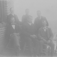 First Faculty of the W.A.C., 1892