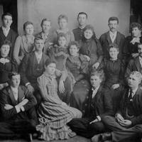 Class Portrait, 1893