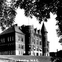 Thompson Hall ca. 1920