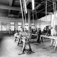 Machine Shop, Mechanical Engineering 1899