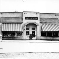 Hutchison Studio Exterior - Pullman, 1936