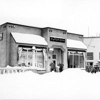 Hutchison Studio Exterior - Pullman, 1937
