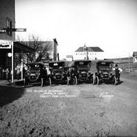 Henry's Auto Show, 1911