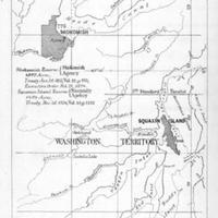 Skokomish Reserve, Skokomish Agency ; Squaxin Island Reserve, Nisqually Agency, (1879)
