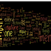Self-Reliance, an Emerson Wordle